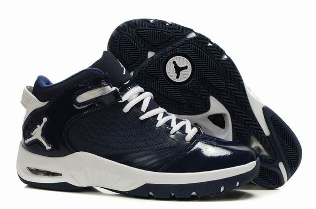 2011 Air Jordan New School Dark Blue White