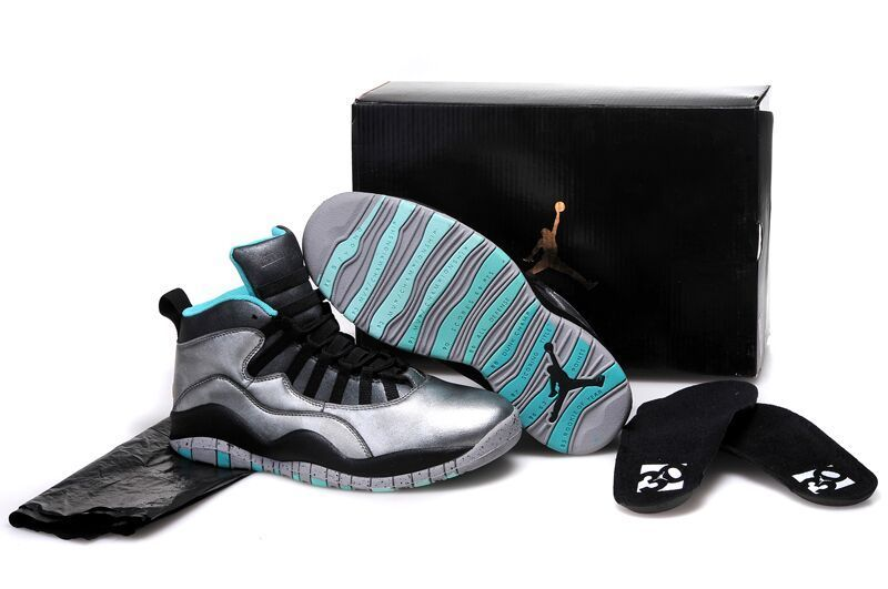 2015 Air Jordan 10 GS Lady Liberty
