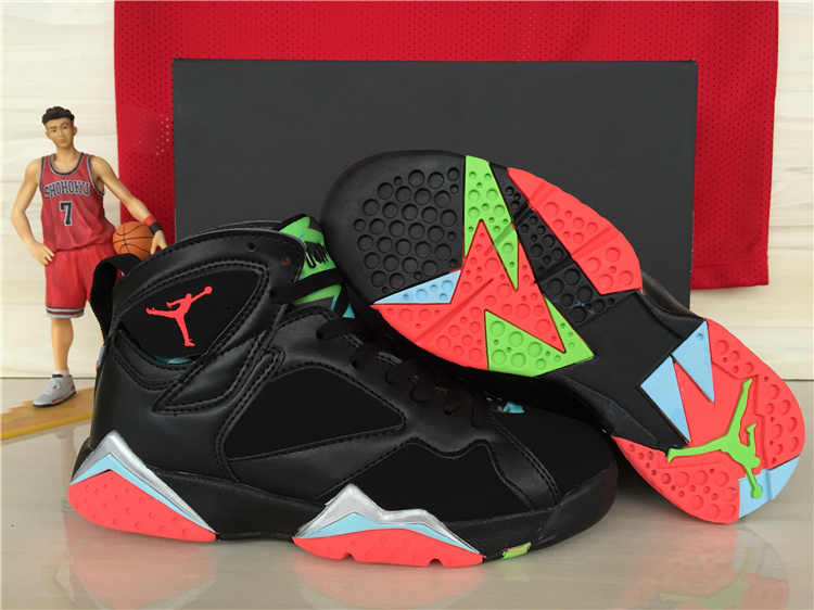 2015 Air Jordan 7 Retro 30th GS Marvin The Martian