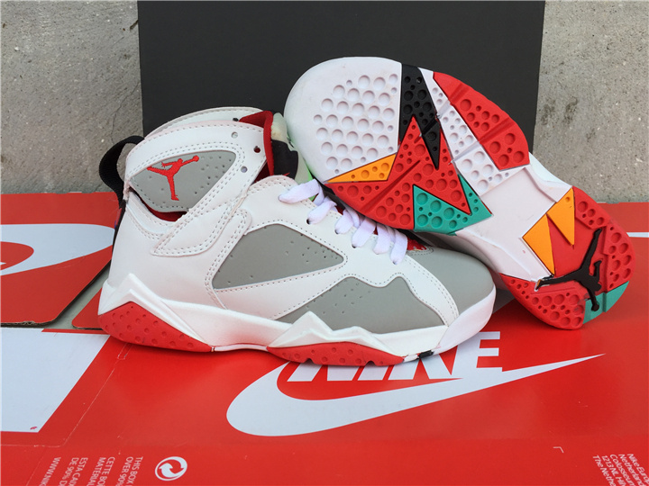 2015 Air Jordan 7 Retro GS Hare