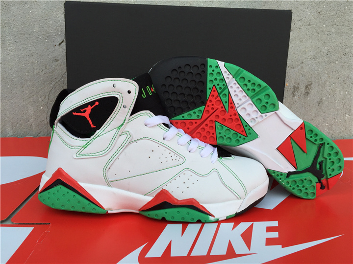 2015 Air Jordan 7 Retro GS Verde