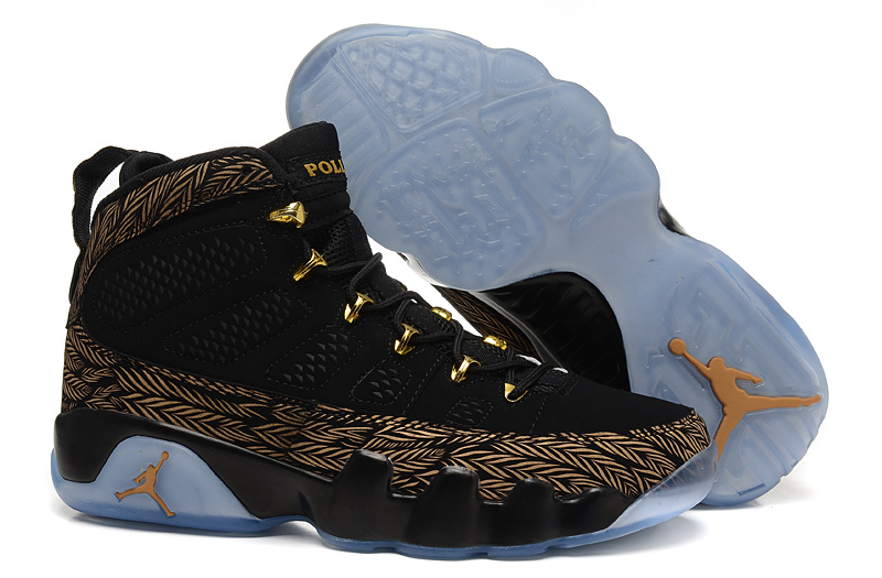 2015 Air Jordan 9 Retro DB Doernbecher