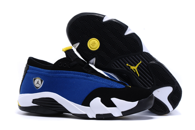 2015 Cheap Air Jordan 14 Retro Low Laney