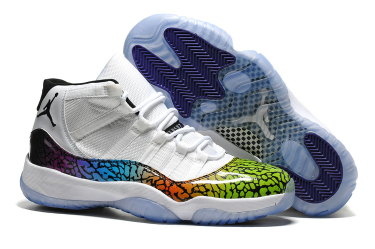 2016 Air Jordan 11 Multicolour New Colorways