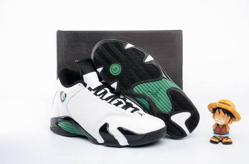 2016 Air Jordan 14 Oxidized Green