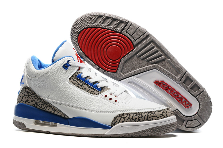 2016 Air Jordan 3 True Blue