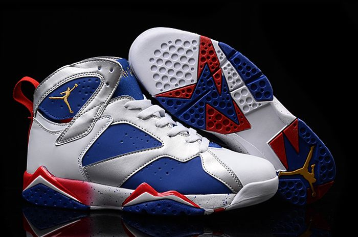 2016 Air Jordan 7 Retro Olympic Tinker Alternate