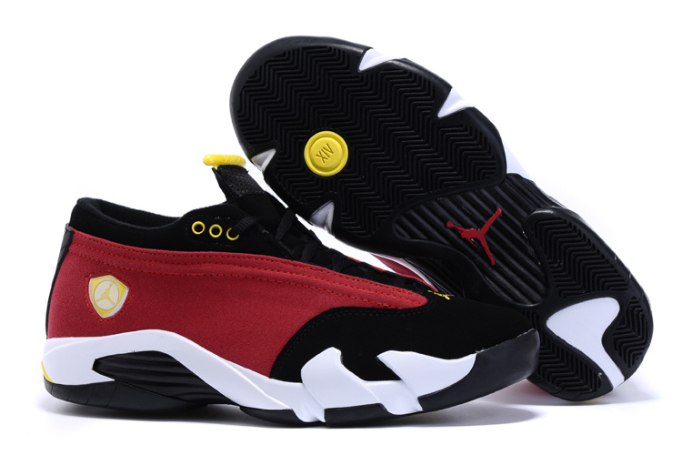 2016 Cheap Newest Air Jordan 14 Low NBA 2K16