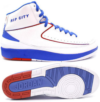 Cheap And Comfortable Air Jordan 2 White Blue White Chrome