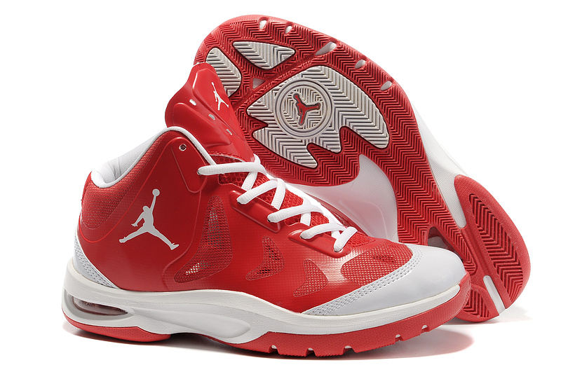 2012 Olympic Jordan Shoes White Red