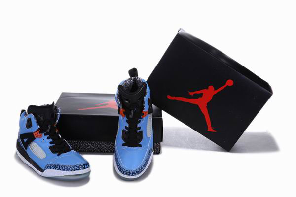 New Arrival Jordan 3.5 Reissue Blue Black White Cement Shoes