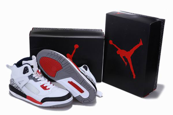 New Arrival Jordan 3.5 Reissue White Black Red Shoes