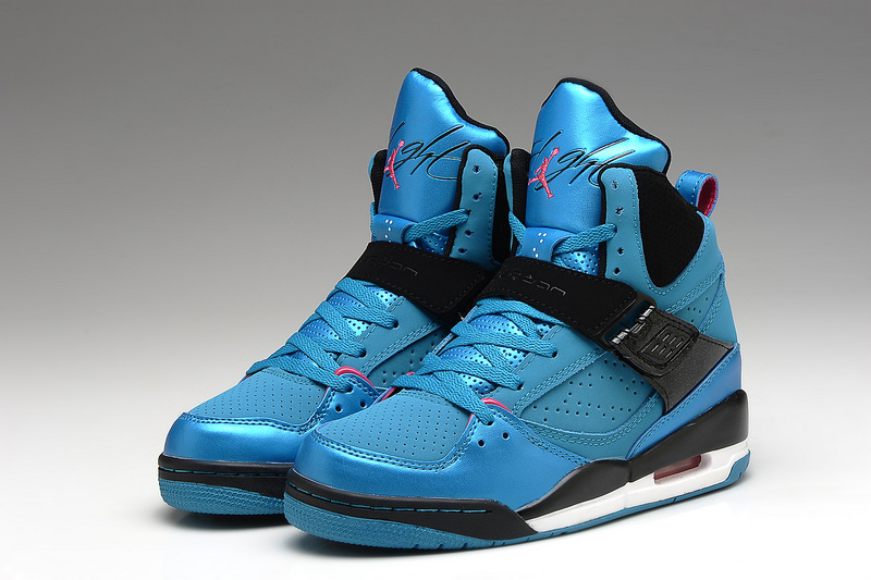 Air Jordan 45 Flight Blue Black For Women