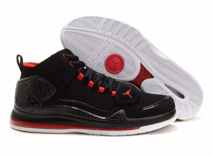 Air Jordan Evolution 85 Black Red