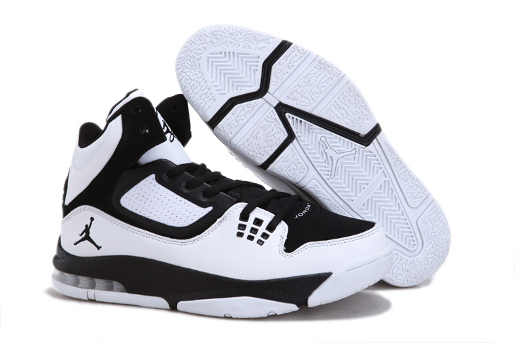 Jordan Flight 23 RST Black White