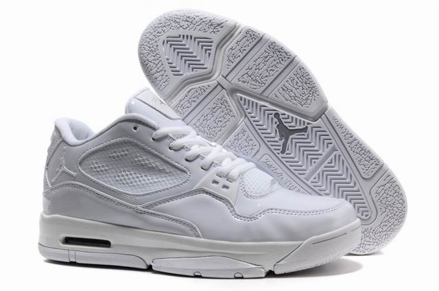 Jordan Flight 23 RST Low All White