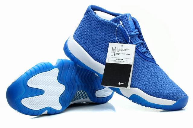 Air Jordan Future Glow Royal