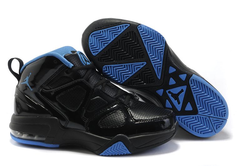 Jordan Old School II Black Blue