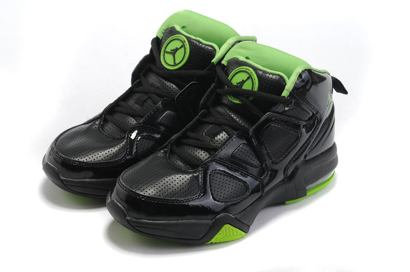 Jordan Old School II Black Green