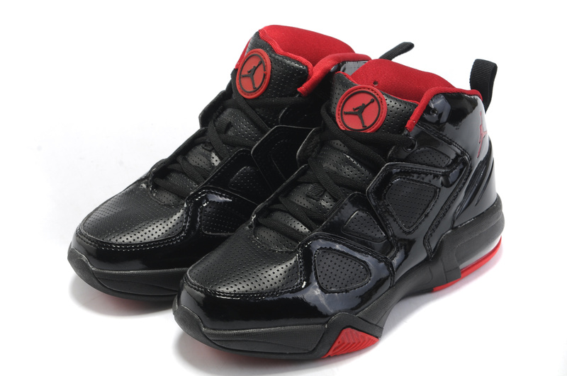 Jordan Old School II Black Red