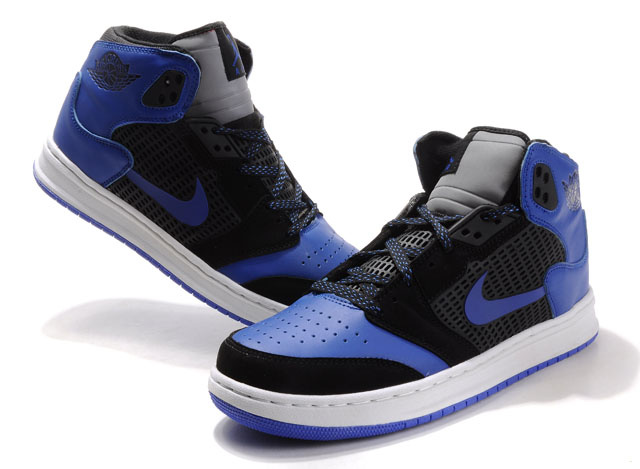 Air Jordan Prime 5 Black Blue White