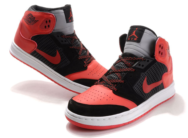 Air Jordan Prime 5 Black Red White