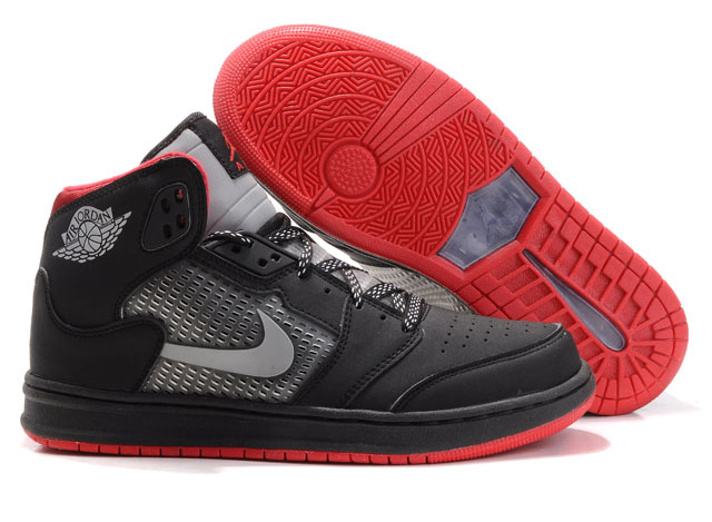 Air Jordan Prime 5 Black Red
