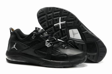 Jordan Q4 All Black Shoes