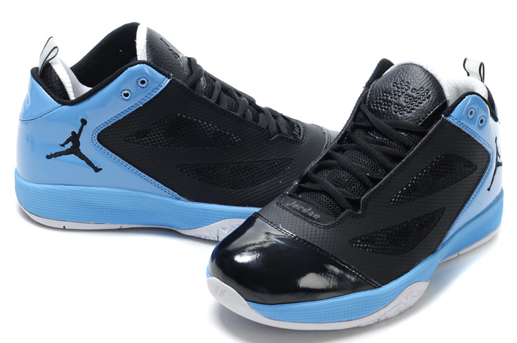 Air Jordan Quick Fuse Black Blue