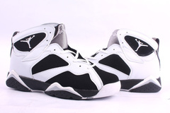 Cheap Original Jordan Retro 7 White Black