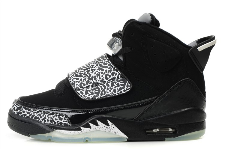 Cheap Jordan Son Of Mars Black Silver
