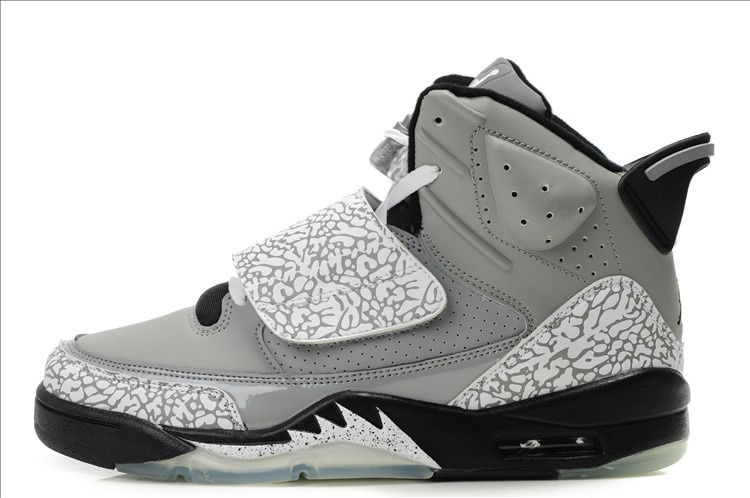 Cheap Jordan Son Of Mars Grey Black