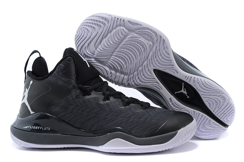 New Air Jordan Retro Super.Fly 3 X All Black Shoes