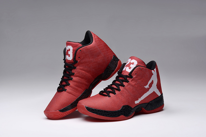 New Air Jordan XX9 Red Black Lovers Shoes