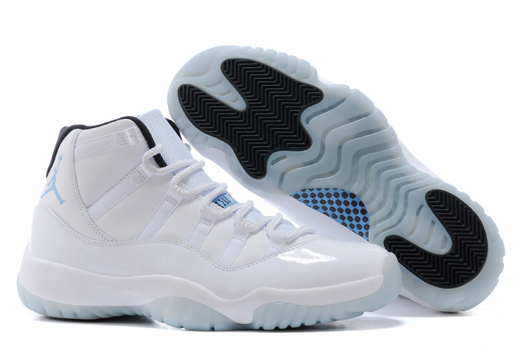 Girls Cheap Air Jordan Retro 11 Legend Blue GS 2014