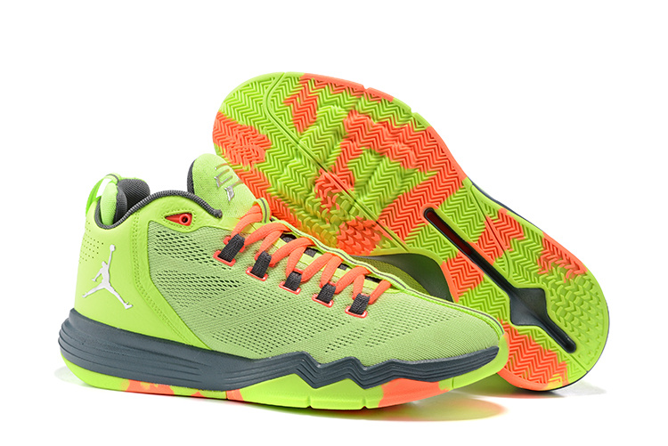 Jordan CP3 IX AE Ghost Green