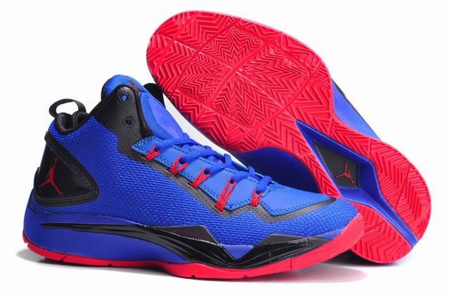 Jordan Super Fly 2 PO Dark Concord Black Infrared