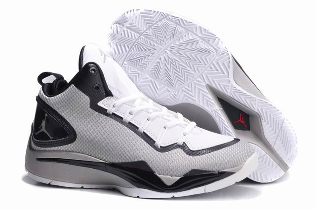 Jordan SuperFly 2 PO Wolf Grey White Black