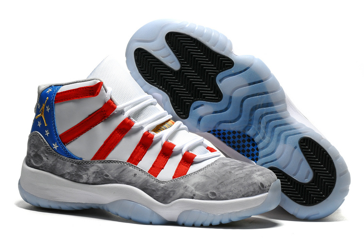 New Air Jordan 11 Moon Landing 2016