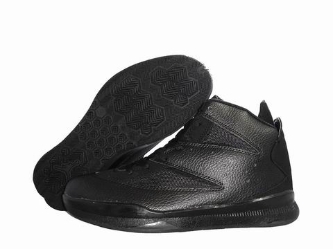 Cheap Jordan Christ Paul All Black Shoes