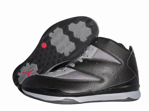 Cheap Jordan Christ Paul Black Grey Shoes