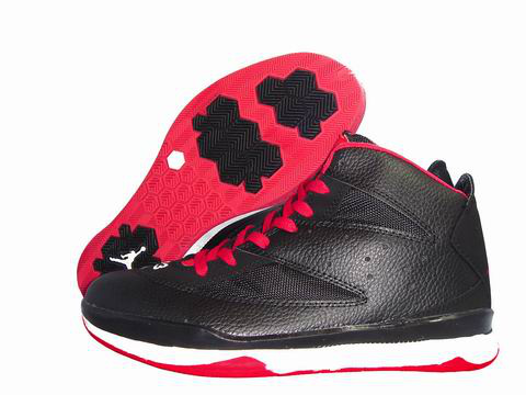 Cheap Jordan Christ Paul Black White Red Shoes