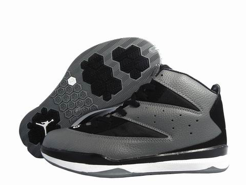 Cheap Jordan Christ Paul Grey Black Shoes