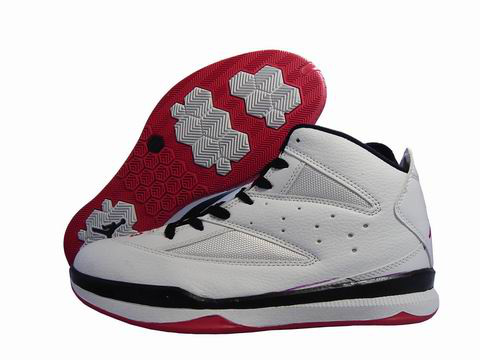 Cheap Jordan Christ Paul White Black Red Shoes