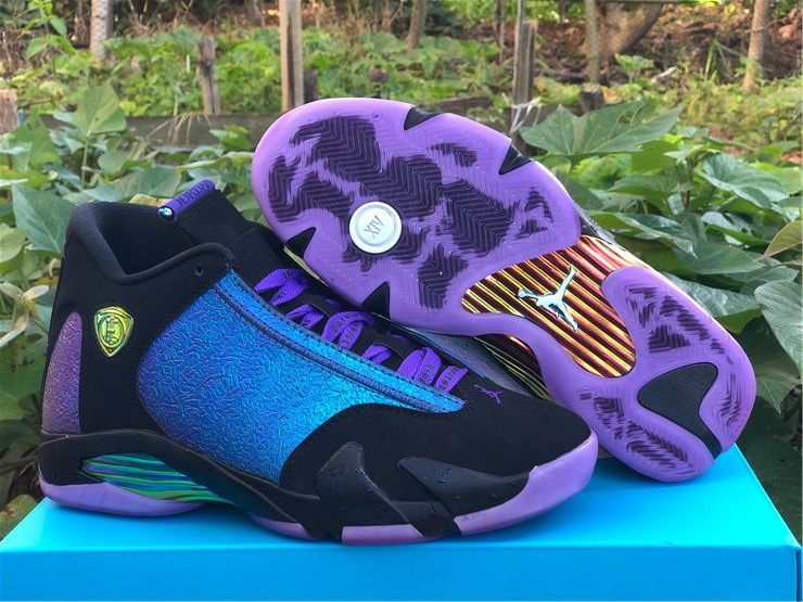 jordan 14 doernbecher shoes